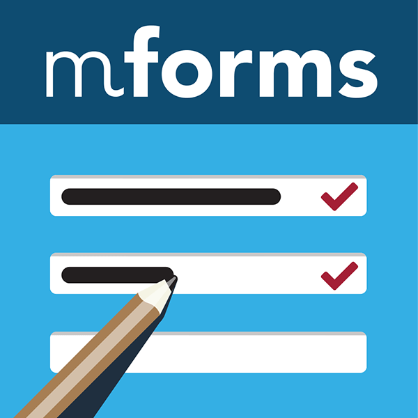 mforms is a powerful mobile data platform for accurate, instantaneous data collection, and secure data transmission for backup and analysis.